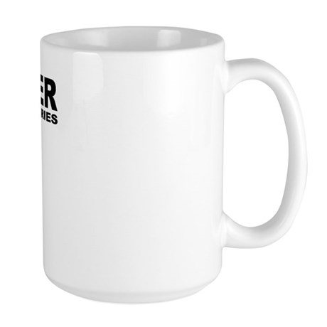 Ex-Smoker Large Mug