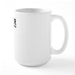 Ex-Smoker Large Mug