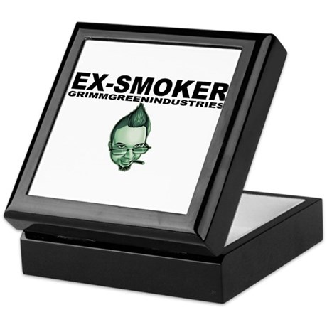 Ex-Smoker Keepsake Box