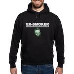 Ex-Smoker Hoodie (dark)