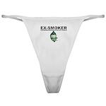 Ex-Smoker Classic Thong
