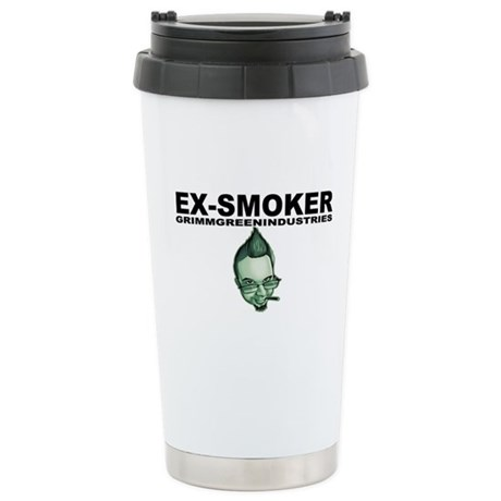 Ex-Smoker Ceramic Travel Mug