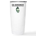 Ex-Smoker Ceramic Travel Mug