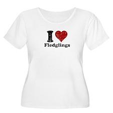 I heart fledglings T-Shirt