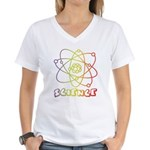 Science Women's V-Neck T-Shirt