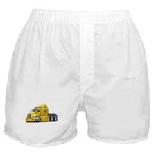 Kenworth 660 Yellow Truck Boxer Shorts