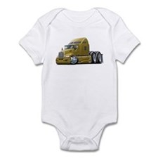 Kenworth 660 Gold Truck Infant Bodysuit