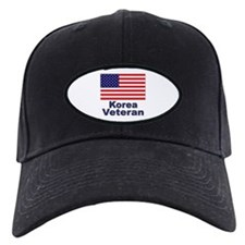 Korea Veteran Baseball Hat