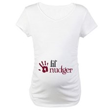 Lil' Nudger - Twilight Breaking Dawn Maternity T-S