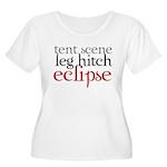 Tent Scene, Leg Hitch, Eclipse Women's Plus Size S