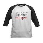Tent Scene, Leg Hitch, Eclipse Kids Baseball Jerse