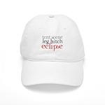 Tent Scene, Leg Hitch, Eclipse Cap