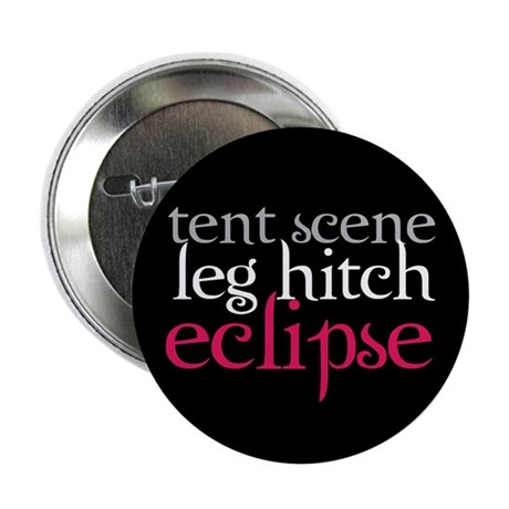 "Tent Scene, Leg Hitch, Eclipse 2.25"" Button"