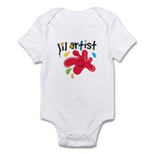 Lil Artist Infant Bodysuit