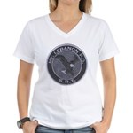 Mount Lebanon Police SRT Women's V-Neck T-Shirt