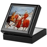 Perceval's Trance Keepsake Box