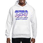 Donkey Control (Anti-Liberal) Hooded Sweatshirt