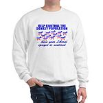 Donkey Control (Anti-Liberal) Sweatshirt