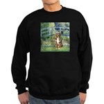 Bridge-Aussie Shep (#5) Sweatshirt (dark)