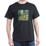 Bridge-Aussie Shep (#5) Dark T-Shirt