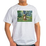 Bridge-Aussie Shep (#5) Light T-Shirt