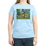 Bridge-Aussie Shep (#5) Women's Light T-Shirt
