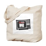TVXQ Channel Tote Bag