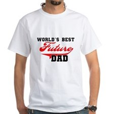 World's Best Future Dad Shirt