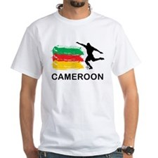 Stylish Cameroon Football Shirt