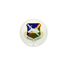 1st Air Support Mini Button (10 pack)