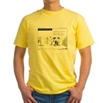 Cash Cow Yellow T-Shirt