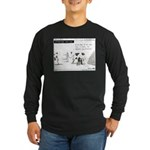 Cash Cow Long Sleeve Dark T-Shirt