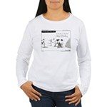 Cash Cow Women's Long Sleeve T-Shirt