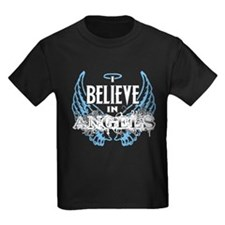 I believe in Angels Grunge T