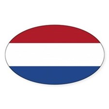 Netherlands Flag Decal