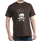 Skull Chef  T-Shirt