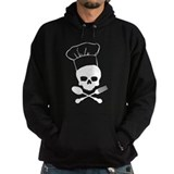 Skull &amp; Crossbones Chef Hoodie