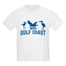 Team Gulf Coast Silhouettes T-Shirt