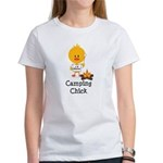 Camping Chick Women's T-Shirt
