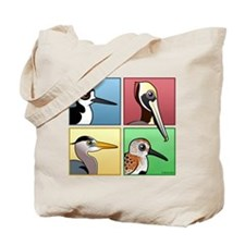 Four Color Gulf Coast Tote Bag