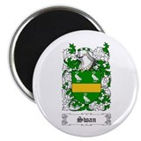 "Swan [English] 2.25"" Magnet (10 pack)"