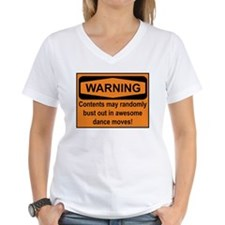 Warning Shirt
