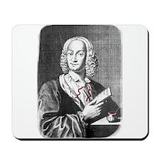 Vivaldi Engraving Mousepad