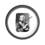 Vivaldi Engraving Wall Clock