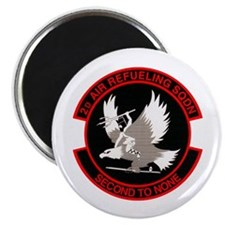 "2d Air Refueling 2.25"" Magnet (100 pack)"