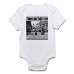 Plunge at the Pike Infant Bodysuit