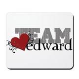 Team Edward Mousepad