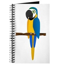Blue and Gold Macaw Journal