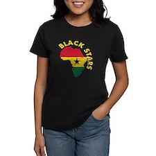Ghana Black stars Tee