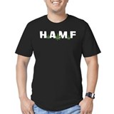 Men's Fitted Dark H.A.M.F